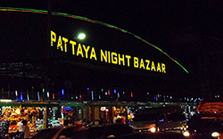Рынки - Паттайя - Pattaya Night Bazar